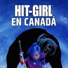 Cómics: HIT-GIRL 2 : EN CANADÁ - PANINI / IMAGE / TAPA DURA. Lote 244945410