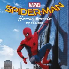 Cómics: MARVEL CINEMATIC COLLECTION 1 : SPIDERMAN HOMECOMING : PRELUDIO - PANINI / MARVEL / TAPA DURA. Lote 244946010