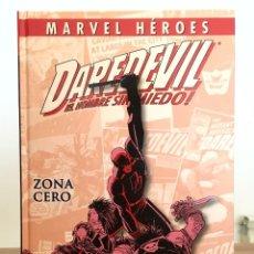 Cómics: DAREDEVIL ZONA CERO - ANN NOCENTI - JOHN ROMITA JR. PANINI MARVEL HEROES #50. Lote 245086375