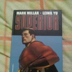 Comics: TOMO SUPERIOR MARK MILLAR PANINI. Lote 245258170