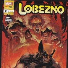 Comics: LOBEZNO VOL 5 - Nº 102 - 2 - PANINI -. Lote 245283535