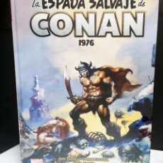 Cómics: PRECINTADO.MARVEL OMNIBUS: LA ESPADA SALVAJE DE CONAN - LA ETAPA MARVEL ORIGINAL Nº 2 - PANINI. Lote 245287030