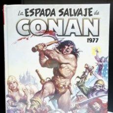 Cómics: PRECINTADO.MARVEL OMNIBUS: LA ESPADA SALVAJE DE CONAN - LA ETAPA MARVEL ORIGINAL Nº 3 - PANINI. Lote 245288775