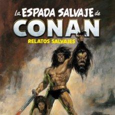Cómics: LA ESPADA SALVAJE DE CONAN MAGAZINE 0. RELATOS SALVAJES (LIMITED EDITION). Lote 245297200