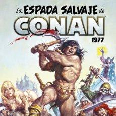 Cómics: LA ESPADA SALVAJE DE CONAN 03. LA ETAPA MARVEL ORIGINAL (LIMITED EDITION). Lote 245297265