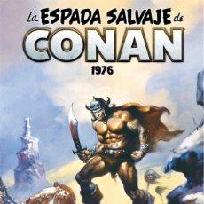 Cómics: MARVEL OMNIBUS. LA ESPADA SALVAJE DE CONAN 2 (1976). Lote 245297560
