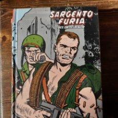 Cómics: SARGENTO FURIA - SIETE CONTRA LOS NAZIS - MARVEL LIMITED EDITION. Lote 245311320