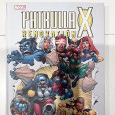Cómics: PATRULLA-X. RENOVACIÓN 1. VUELTA A CASA - KELLY, SEAGLE, PACHECO, BACHALO - PANINI / MARVEL. Lote 245552455