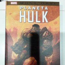 Cómics: PLANETA HULK (MUST-HAVE) - PAK, PAGULAYAN, LOPRESTI - PANINI / MARVEL. Lote 245556635