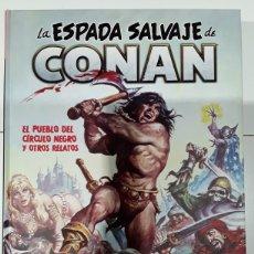 Cómics: LA ESPADA SALVAJE DE CONAN 6. EL PUEBLO DEL CÍRCULO NEGRO Y OTROS RELATOS - PANINI / MARVEL. Lote 245562000