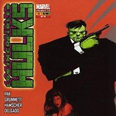 Cómics: LOS INCREIBLES HULKS VOLUMEN 1 NÚMERO 8 (PANINI). Lote 245570625