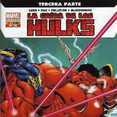 Cómics: EL INCREIBLE HULK VOLUMEN 1 NÚMERO 26 (LA CAÍDA DE LOS HULKS TERCERA PARTE) PANINI. Lote 245571835