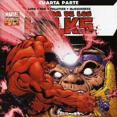 Cómics: EL INCREIBLE HULK VOLUMEN 1 NÚMERO 27 (LA CAÍDA DE LOS HULKS CUARTA PARTE) PANINI. Lote 245571970