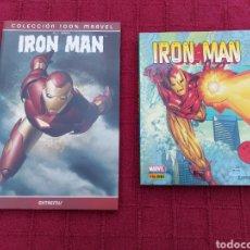 Cómics: IRON MAN EXTREMIS COLECCION 100% MARVEL - IRON MAN BEST SELLER DEBOLSILLO/HEROE VENGADORES/COMIC. Lote 245710390