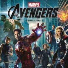 Cómics: MARVEL CINEMATIC COLLECTION 2 : THE AVENGERS : PRELUDIO - PANINI / MARVEL / TAPA DURA. Lote 245755940