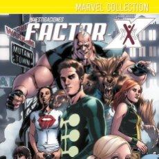 Cómics: INVESTIGACIONES FACTOR-X 2 : PROBLEMAS MÚLTIPLES - PANINI / MARVEL COLLECTION 9 / TAPA DURA. Lote 245756035