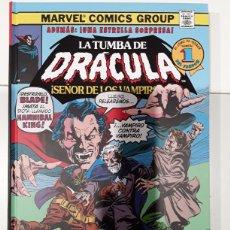 Cómics: LA TUMBA DE DRÁCULA 7. ¡RITO DE MUERTE! - PANINI / MARVEL. Lote 245769795