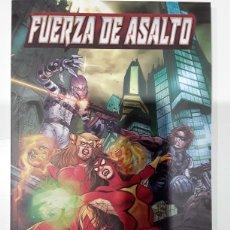 Cómics: FUERZA DE ASALTO 2. COMBÁTEME - HOWARD, PERALTA, CAMAGNI. Lote 245772130