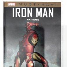 Cómics: IRON MAN. EXTREMIS (MUST-HAVE) - ELLIS, GRANOV - PANINI / MARVEL. Lote 245775720