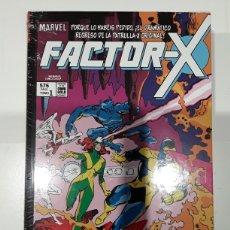 Cómics: FACTOR-X. ¡BAUTISMO DE FUEGO! OMIN GOLD- LAYTON, SIMONSON, GUICE, SIMONSON, BUSCEMA - PANINI MARVEL. Lote 245776110