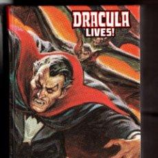 Cómics: DRACULA LIVES ! MAGAZINE - PANINI / MARVEL LIMITED EDITION / TAPA DURA / NUEVO Y PRECINTADO. Lote 245777075