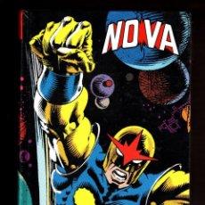 Cómics: NOVA - PANINI / MARVEL LIMITED EDITION / TAPA DURA / NUEVO Y PRECINTADO. Lote 245777215