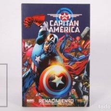 Cómics: CÓMIC - CAPITÁN AMÉRICA / RENACIMIENTO - ED. PANINI COMICS - AÑO 2009. Lote 245929645