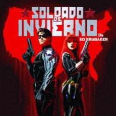 Cómics: SOLDADO DE INVIERNO INTEGRAL - PANINI - CARTONE - IMPECABLE - OFI15F. Lote 245948980