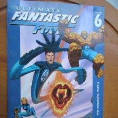 Cómics: FOUR FANTASTIC ULTIMATE - THE FANTASTIC - PART 6 Nº 6 - MARVEL. Lote 245982095