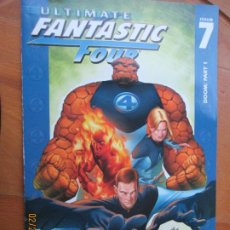 Cómics: FOUR FANTASTIC ULTIMATE - THE FANTASTIC - PART 7- ISSUE 7 MARVEL. Lote 245982340
