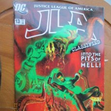 Cómics: JLA JUSTICE LEAGUE OF AMERICA -INTO THE PITS OF HELL ! - 13 -DEC 05 - DC. Lote 245986740