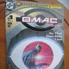 Cómics: THE OMAC PROJECT, SO THAT MAN MAY LIVE Nº 1- 06-05 - - 6 MONTHS UNTIL INFINITE CRISIS DC. Lote 245989075