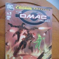 Cómics: THE OMAC PROJECT, Nº 1 - 05-05 - - INFINITE CRISIS SPECIAL DC. Lote 245989400
