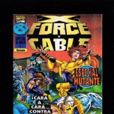Cómics: ESPECIAL MUTANTE X-FORCE & CABLE '97 - CARA A CARA... CONTRA LOS SHI`AR - FORUM -. Lote 246004295