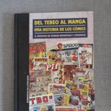 Cómics: DEL TEBEO AL MANGA. TOMO 8. Lote 246083760