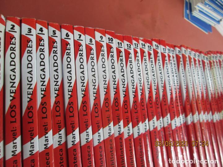 Cómics: LOS VENGADORES MARVEL COMICS COLECCION COMPLETA 32 VOLUMENES PLANETA -1999 - Foto 2 - 246161380