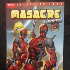 Fumetti: MASACRE CORPS N.1 MASACREPOCALIPSIS NOW ( 2011/2012 ). Lote 246237805