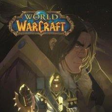 Cómics: WORLD OF WARCRAFT : ANTHOLOGY - PANINI / BLIZZARD / RÚSTICA. Lote 246253725