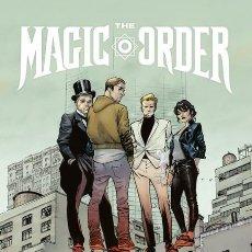 Cómics: THE MAGIC ORDER 1 - PANINI / IMAGE / MILLARWORLD / TAPA DURA. Lote 246254375
