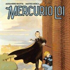 Cómics: MERCURIO LOI LA ROMA DE LOS LOCOS 1 - PANINI / BONELLI / COMIC EUROPEO / TAPA DURA. Lote 246255145