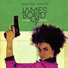Cómics: JAMES BOND 007 8 : CASE FILES - PANINI / DYNAMITE / TAPA DURA. Lote 246256815