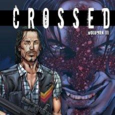 Cómics: CROSSED 11 - PANINI / AVATAR / RÚSTICA. Lote 246462860