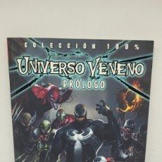 Cómics: TOMO UNIVERSO VENENO PRÓLOGO. COLECCIÓN 100% MARVEL. SPIDERMAN. PANINI.. Lote 246475625