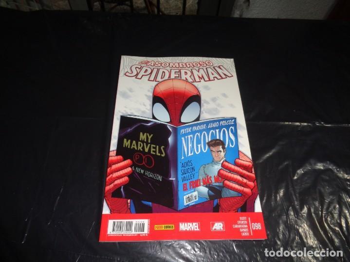 EL ASOMBROSO SPIDERMAN Nº 98 VOL. 7 VOLUMEN 2 PANINI (Tebeos y Comics - Panini - Marvel Comic)