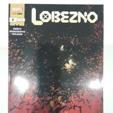 Cómics: LOBEZNO 5 / 105 (GRAPA) - PERCY, BOGDANOVIC, WILSON - PANINI / MARVEL. Lote 246876945