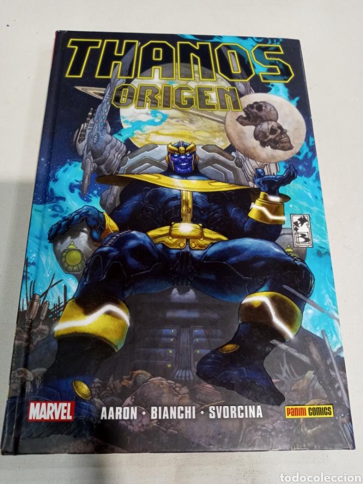 THANOS ORIGEN (Tebeos y Comics - Panini - Marvel Comic)