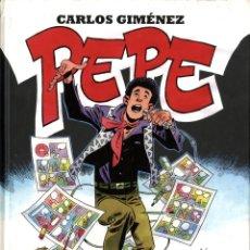 Comics : PEPE (PANINI, 2012) DE CARLOS GIMÉNEZ. TAPA DURA. 96 PÁGINAS.. Lote 247210280