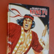 Cómics: THE DEADLY HANDS OF KUNG FU - SHANG- CHI - MARVEL LIMITED EDITION Nº 638 DE 1500 -2019- NUEVO.. Lote 247210875