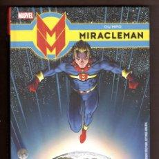 Cómics: MIRACLEMAN 3 : OLIMPO - PANINI / MARVEL / TAPA DURA / NUEVO DE EDITORIAL. Lote 293828608