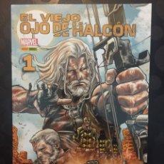 Comics: EL VIEJO OJO DE HALCÓN N.1 OJO POR OJO ( 2018 ). Lote 247729090